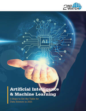 AI & ML_3 Steps to Set the Table for Data Science in 2021_thumbnail